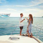 Аренда роскошной яхты для незабываемого праздника