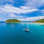 Топ-12 уголков мира для чартера яхты